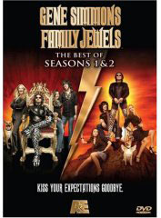 Gene Simmons Family Jewels on DVD