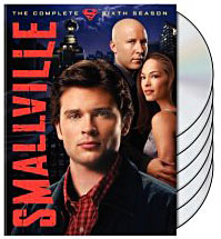 Smallville / Superman TV show on DVD