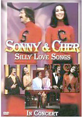 Sonny & Cher tv show on DVD