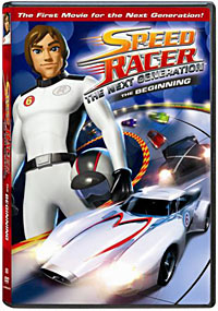 Speed Racer on DVD