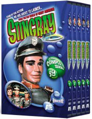 Stingray on DVD