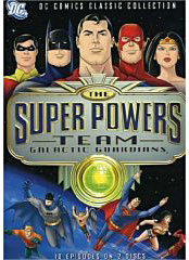 Super Powers on DVd