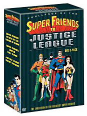 Super Friends on DVd