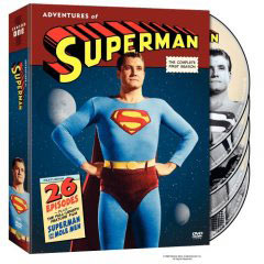 Superman TV Show on DVD