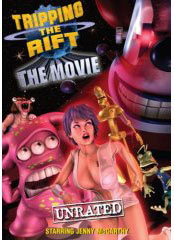 Tripping The Rift on DVD