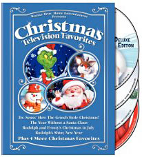Christmas Spacials on DVD