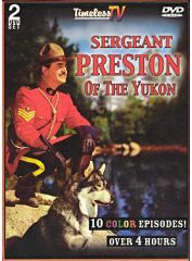 Sergeant Preston on DVD