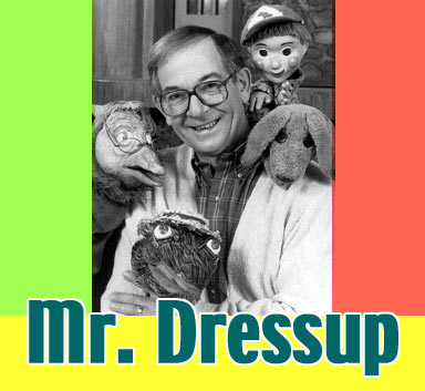 casey from mr dressup