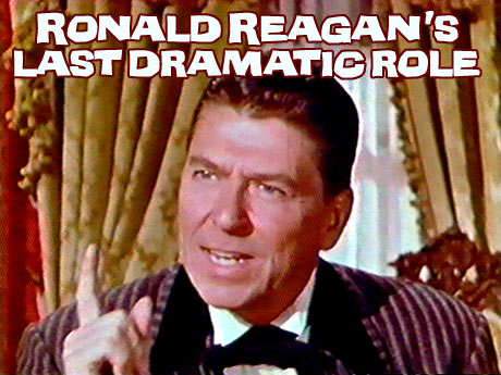 Ronald Reagan's Last TV Performances