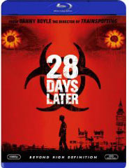 28 days later movie on Blu Ray