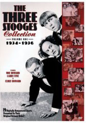 Three Stooges on DVD