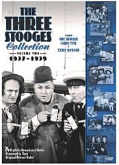 the 3 stooges on DVD