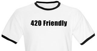 420 Friendly T-Shirts
