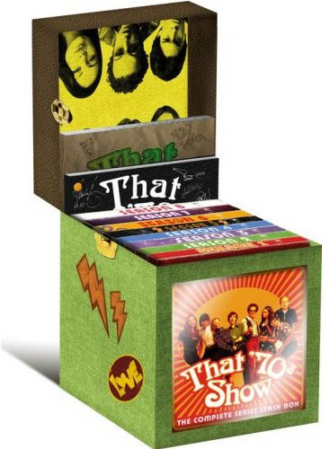 """That '70s Show"" – The Complete Series Stash Box  on DVD"