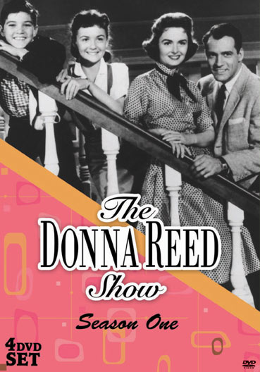 Donna Reed Show on DVD
