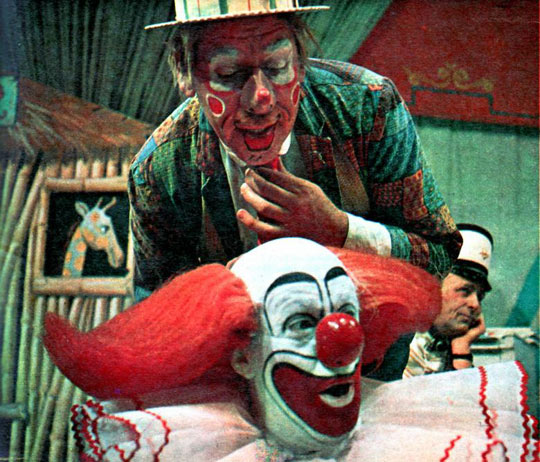 Bozo TV shows