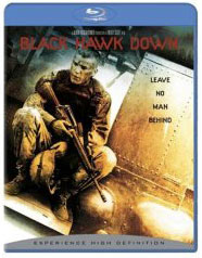 Blackhawk down on Blu Ray