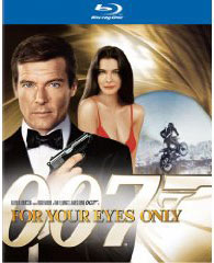 James Bond on Blu Ray