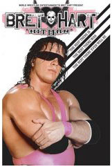 Bret Hart Wrestling on DVD