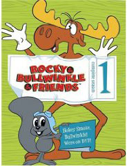 Bullwinkle &amp; rocky season 2 on DVD