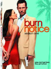 Burn Notice on DVD