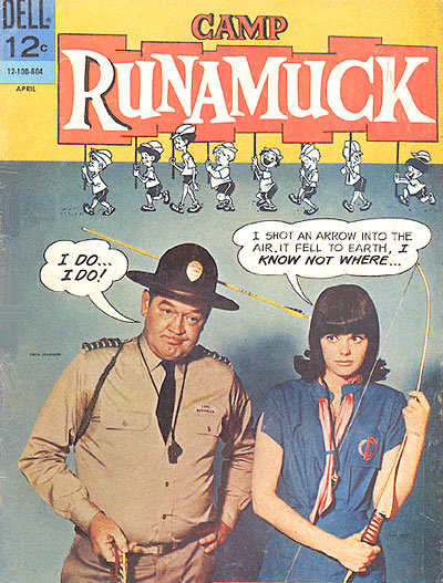 Camp Runamuck TV show