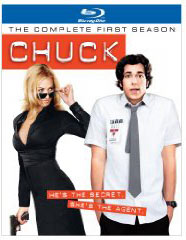 Chuck season 1 on Blu-Ray