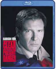 Clear & Present Danger on Blu Ray