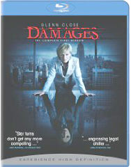 Damages on Blu Ray