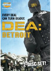 D.E.A. Detroit on DVD