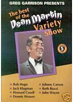 Dean Martin TV show on DVD