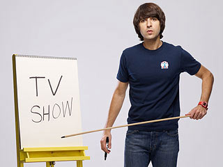 TV Blog - Demetri Martin TV series