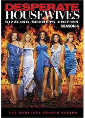 Desperate Housewives on DVD