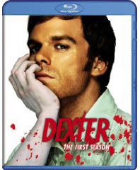 Dexter on Blu Ray