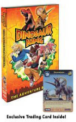 Dinosaur King on DVD