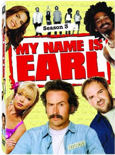 My Name Is Earl on DVD