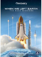When We Left Earth on DVD