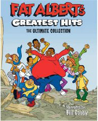 Fat Albert on DVD