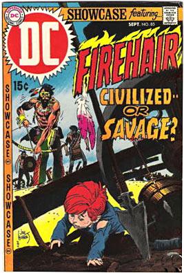 Firehair comics