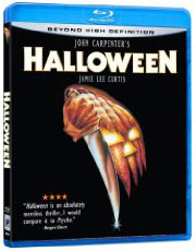 Halloween on Blu Ray
