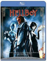 Hell Boy on Blu Ray