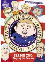 Lil Bush on DVD