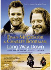 Long Way Down on DVD