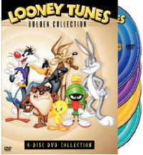 Looney Tunes on DVD