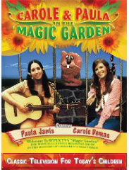The Magic Garden on DVD