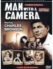 Man With a Camera on DVD