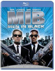 Men in Black on Blu Ray