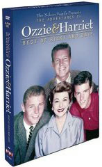 Ozzie & Harriet on DVD