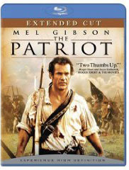 The Patriot on Blu Ray