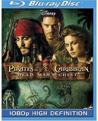 Pirates on Blu Ray